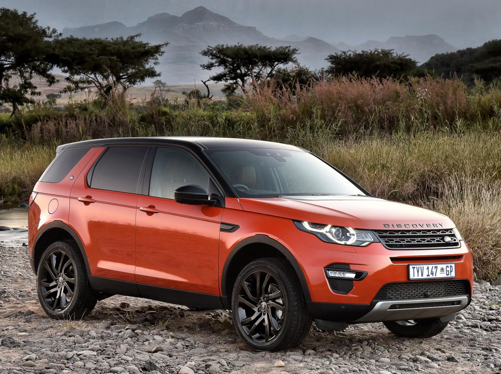 Land Rover Discovery Sport HSE Luxury Black Design Pack ZA