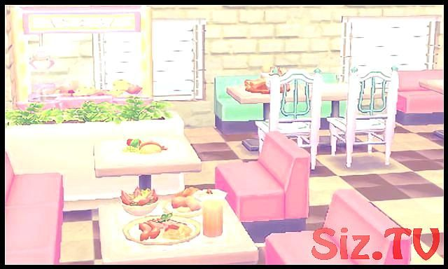 I made sweet 50s diners in every version of AC so I thought I should continue the tradition I made sweet 50s diners in every version of AC so I thought I should continue...