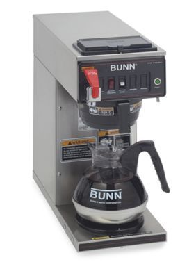 Bunn Automatic Commercial Coffee Brewer With 1 Warmer Cwtf 1