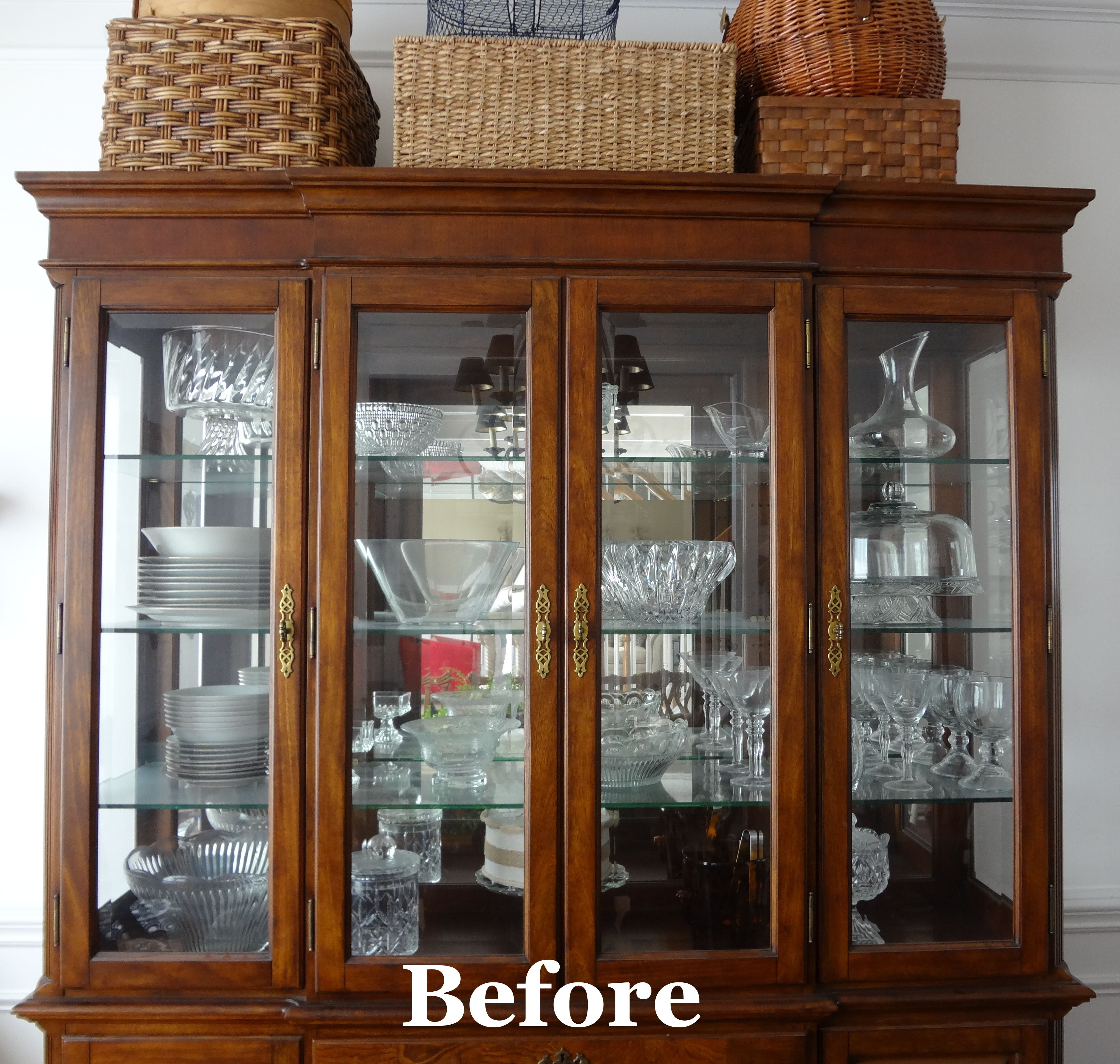 China Cabinet Styling | Touch o