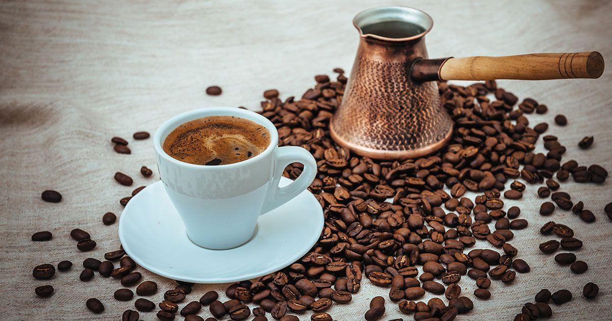 طريقة قهوة تركية Cooking Glassware Irish Coffee