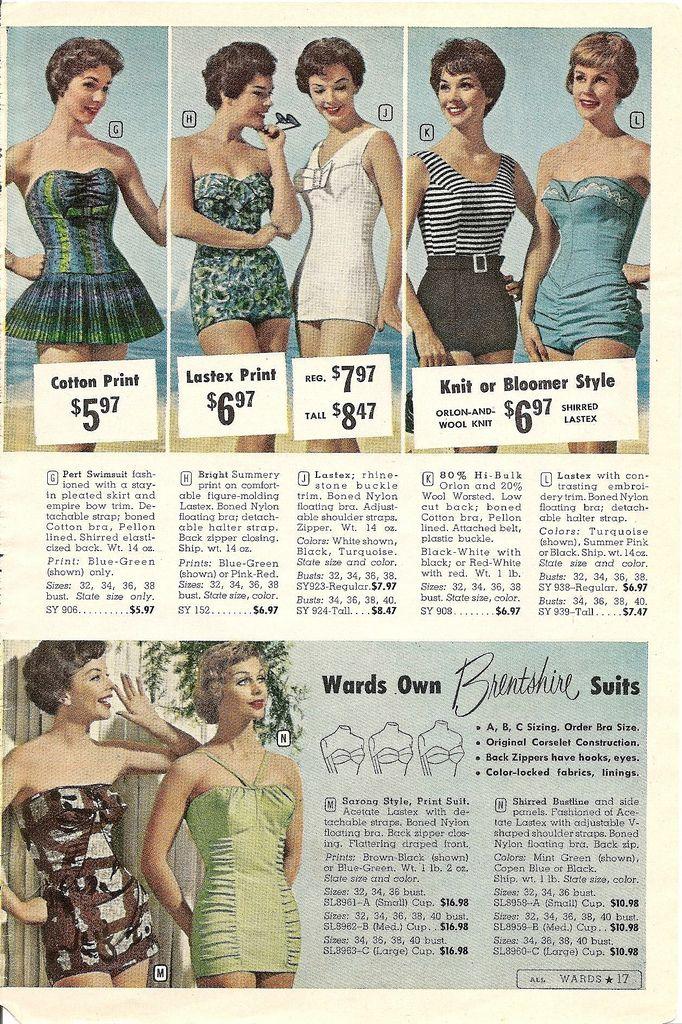 Resultado de imagen de Montgomery Ward catalog vintage 1950