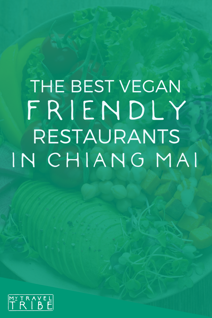 The Best Vegan Friendly Restaurants and Cafes in Chiang Mai