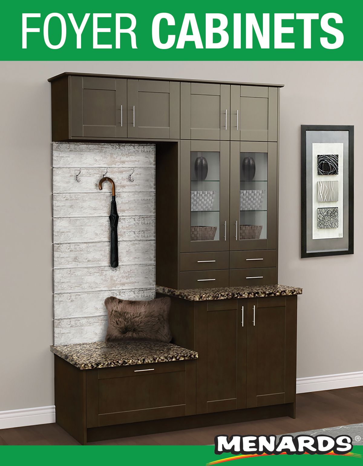Klearvue Cabinetry Is A Menards Exclusive Cabinetry Program That