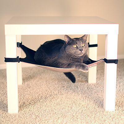 Cat Crib   UncommonGoods