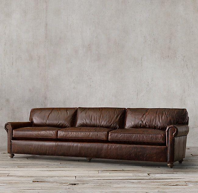 Original Lancaster Leather Sofa Luxury Leather Sofas Leather Sofa Leather Sleeper Sofa