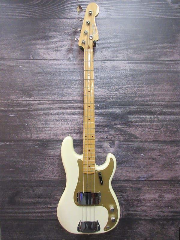 Fender American Vintage 58 Precision Bass Reverb Fender American Vintage Fender Precision Bass Bass Guitar