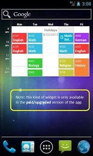 scheduler for your phone use to schedule and planner pomodoro