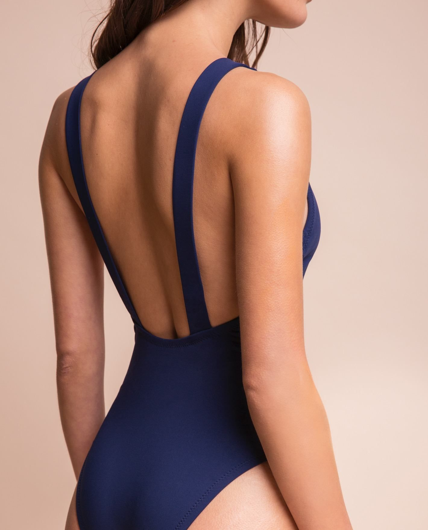 3fed50760c6 with a high boat neckline and low scoop back, this fan favorite is  effortlessly chic. designed with a high-cut hip and medium coverage at the  back.