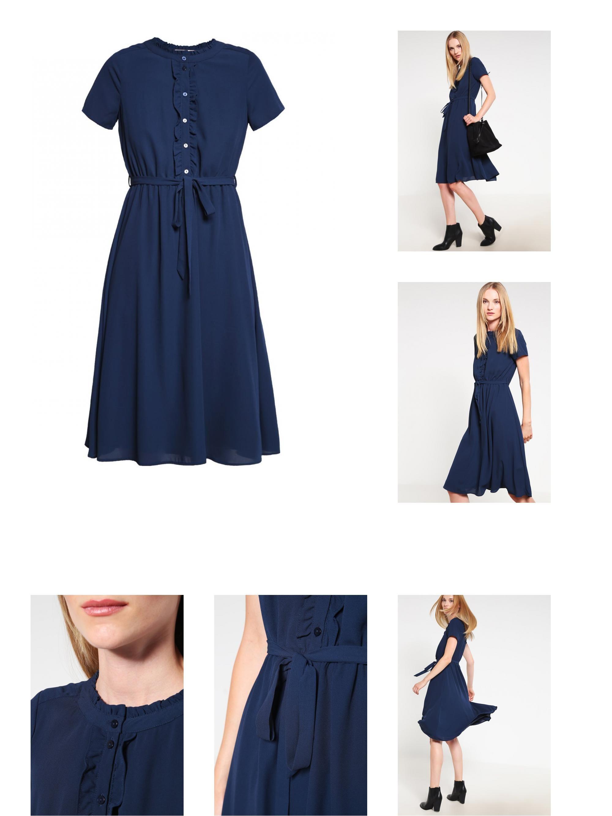 4054789006544 | #mintand#038;berry #Blusenkleid #navy #blazer #für #Damen