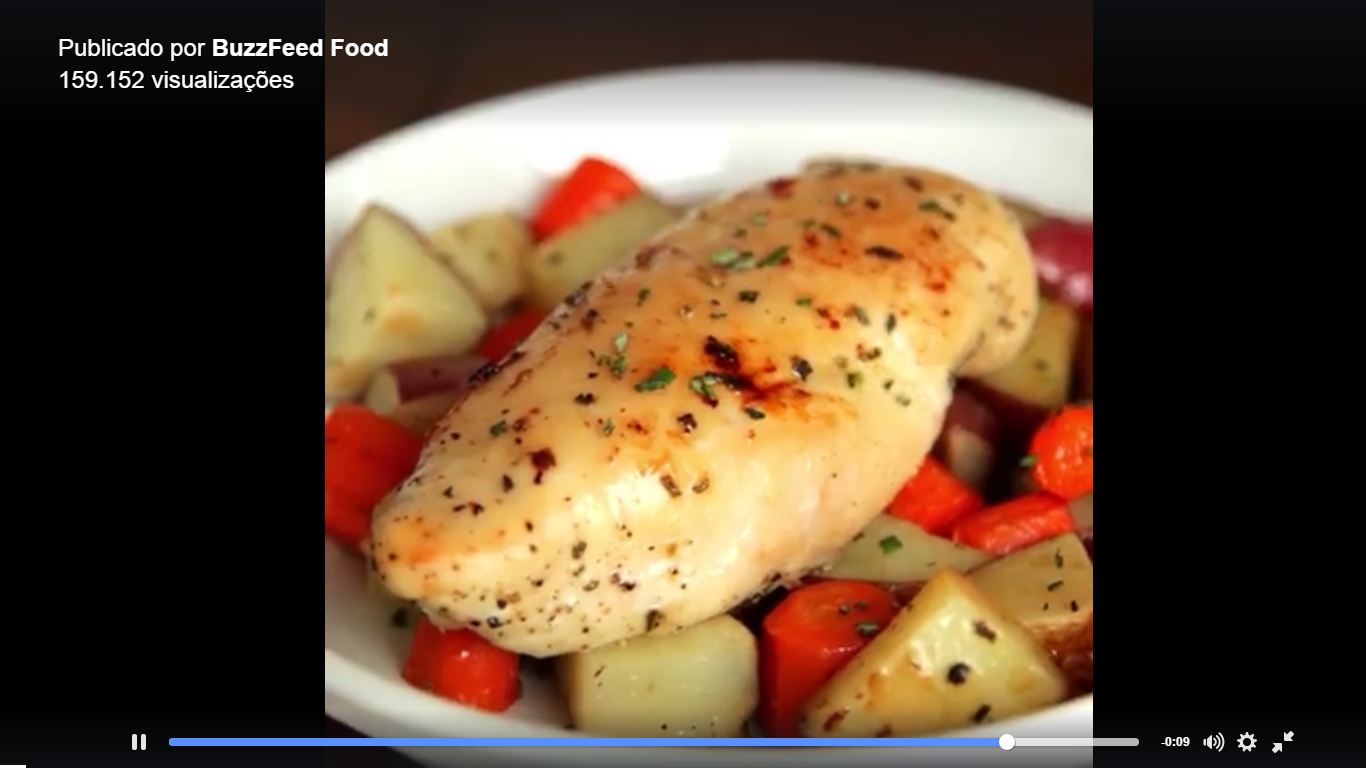 Easy sheet pan chicken dinner by buzzfeed food httpbzfd easy sheet pan chicken dinner by buzzfeed food httpbzfd forumfinder Gallery