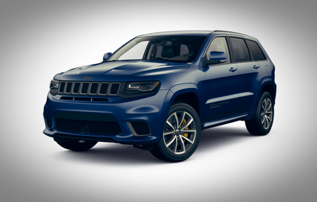2019 Jeep Grand Cherokee Trailhawk Features Grand Cherokee