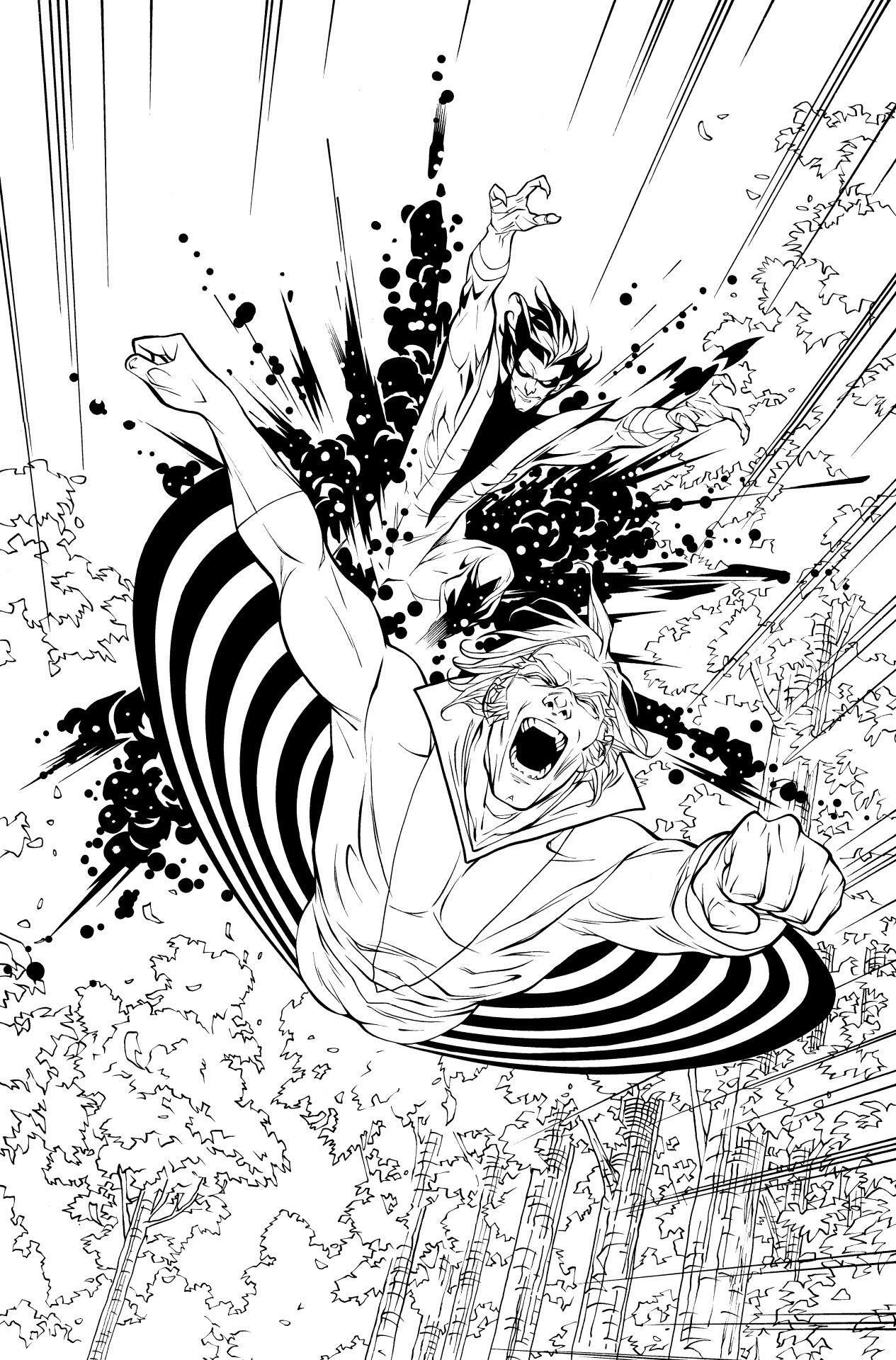 Mutant Marvel Proud Uncanny X Men First Class 3 Page 1 By Roger X Men Nightcrawler Marvel Art