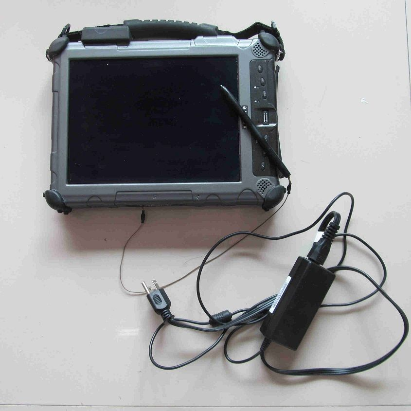 Dianostic Computer Xplore Ix104 C5 I7 4g Rugged Tablet Pc 240gb Mini Ssd