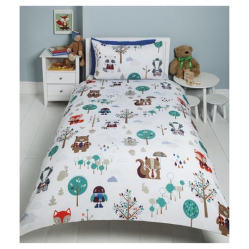 Forest Friends Duvet Set Sb Baby Pinterest Forest