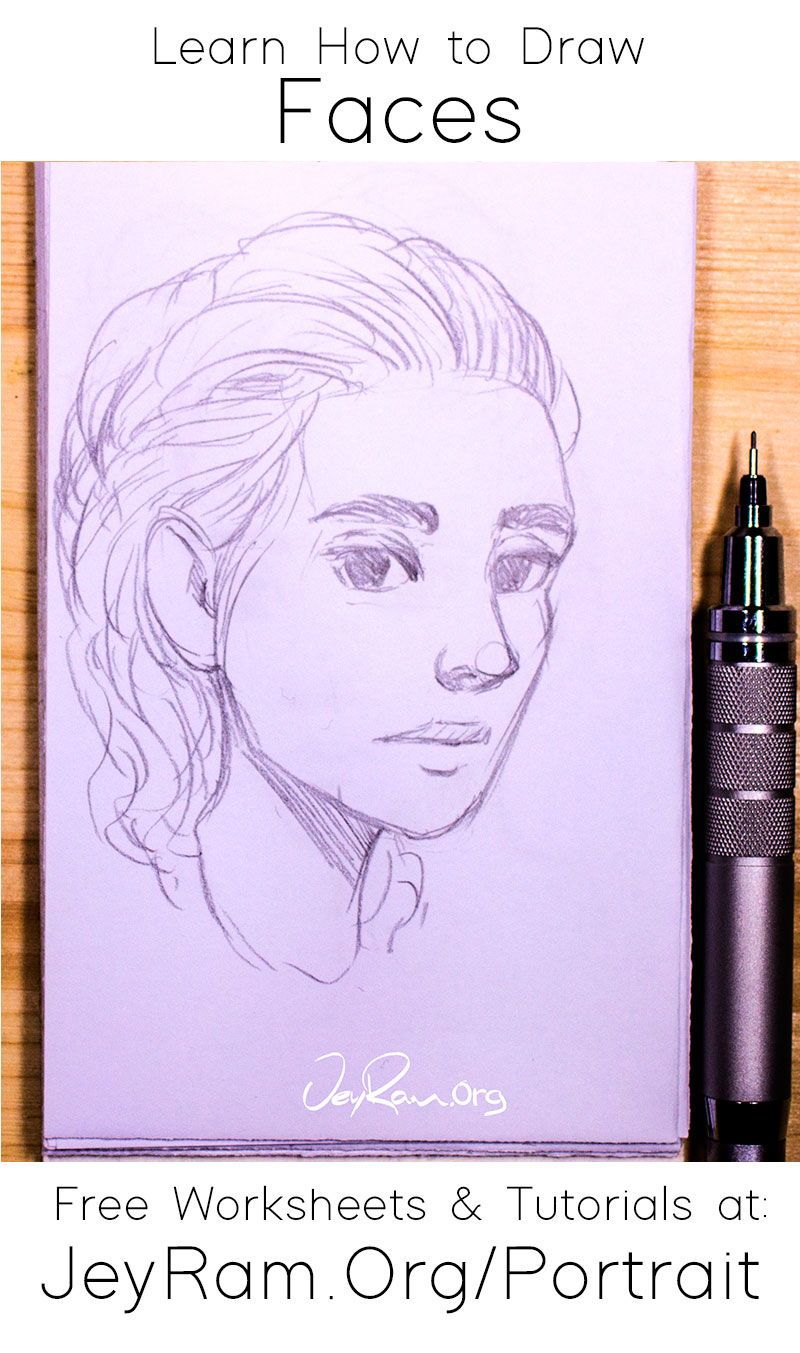 Pin On How To Draw Faces