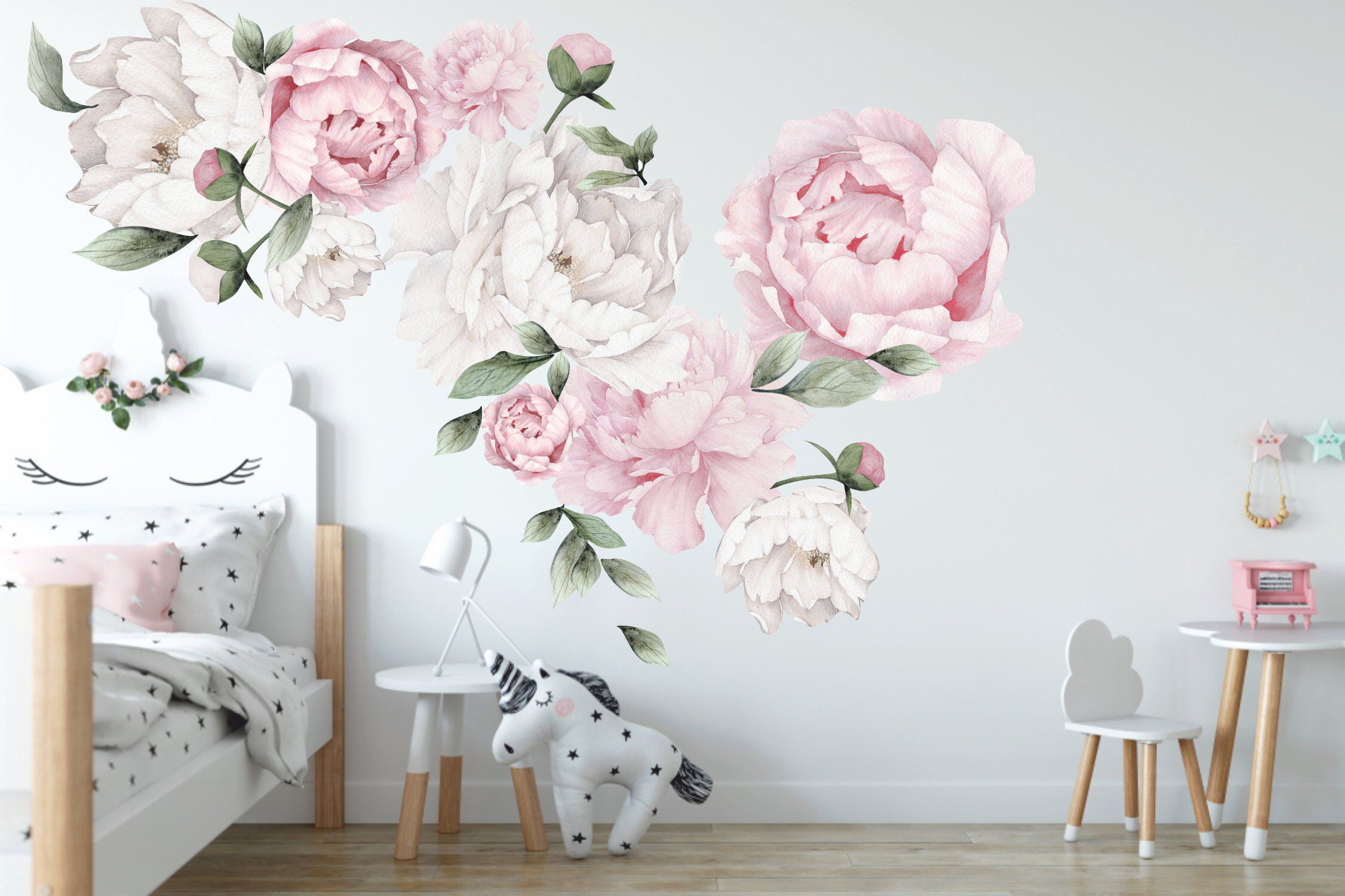 Pin By Jasmine Glover On Spa With Images Flower Wall Decals