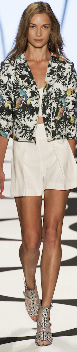 LOOKandLOVEwithLOLO: SPRING 2015 RTW......featuring Nicole Miller