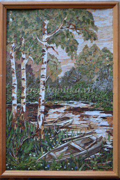 Картины своими руками с пошаговым фото