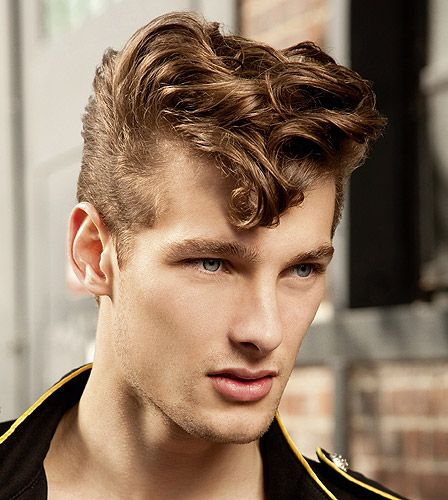 Sensational New Wave Mens Hairstyles Mens Hairstyles Hair Waves Waves Natural Hairstyles Runnerswayorg