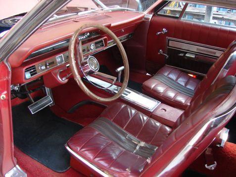 1966 Ford Galaxie Interior Ford Galaxie Ford Galaxie 500 Custom Car Interior