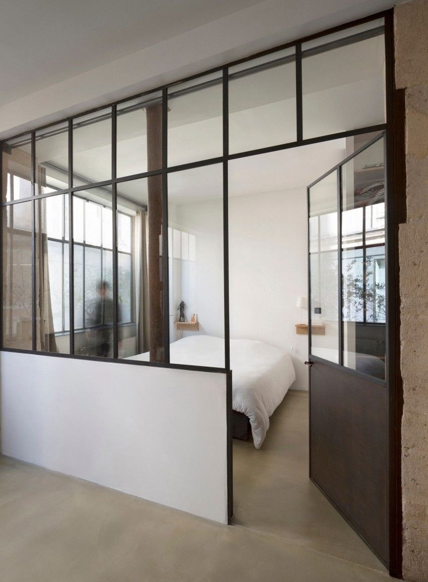 Loft In Paris By Maxime Jansens I Pinterest Lofts Doors And