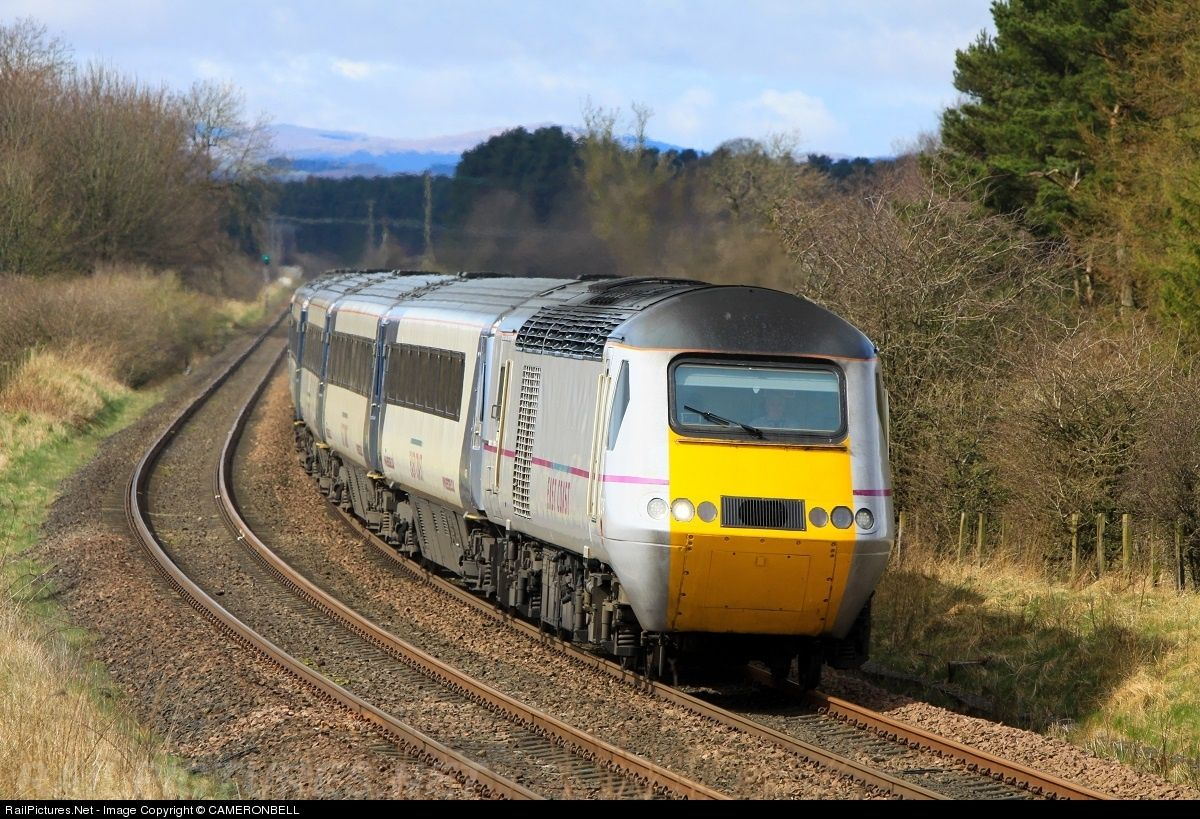 RailPictures.Net Photo: 43274 East Coast Class 43 at Dundee, United Kingdom by CAMERONBELL