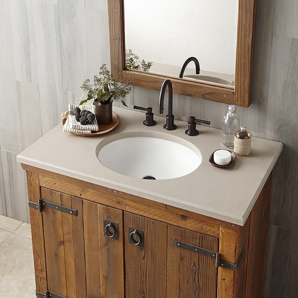 Tolosa Drop In Bathroom Sinks Bathroom Red Bathroom