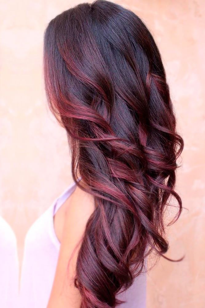Pin By Esther On Nail Art In 2020 Salon Hair Color Diy Hair Dye Hair Color 2017