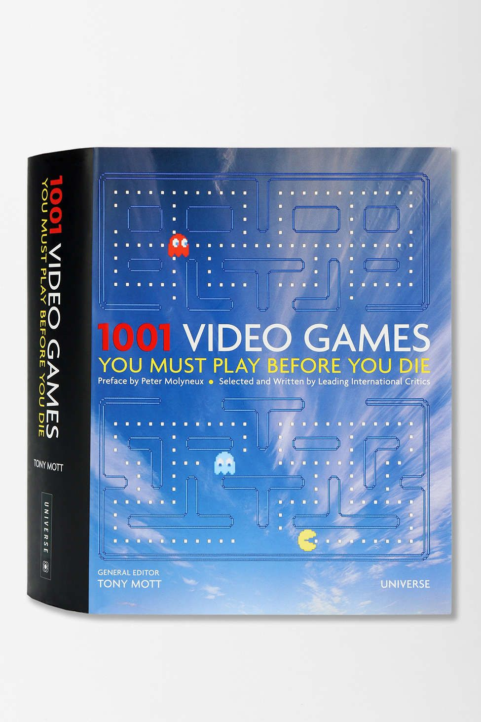 1001 Video Games You Must Play Before You Die By Tony Mott With