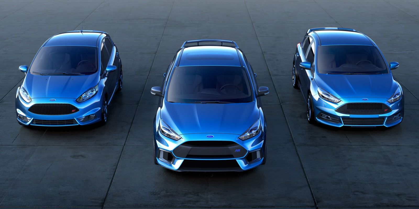 Ford Is Saving Hot Hatchbacks in America, One Focus RS at a Time
