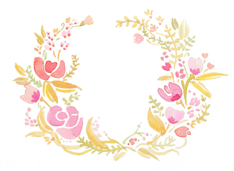 Freebie Florals Blog Graphics