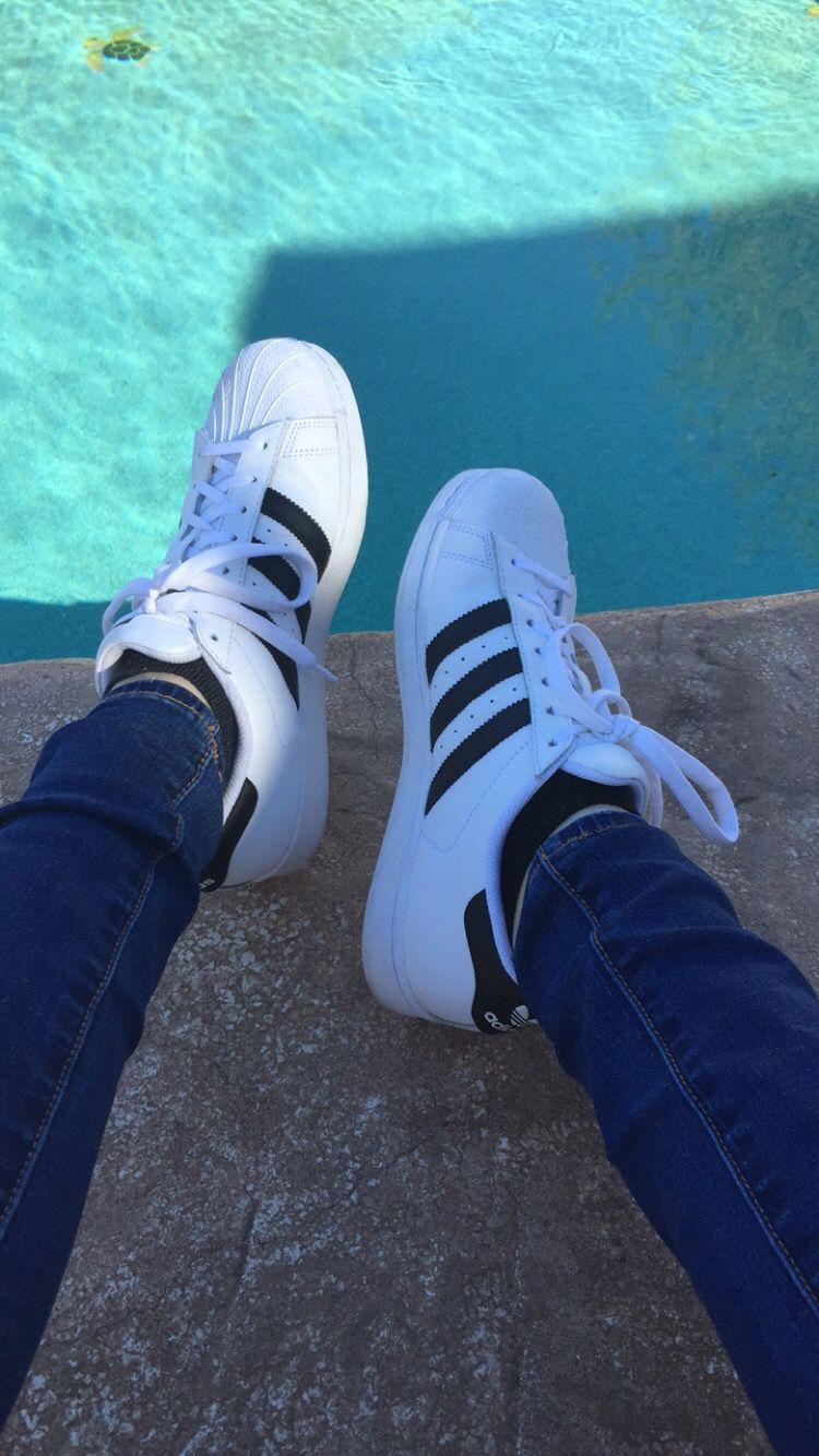 zapatillas de mujer adidas superstar imitacion