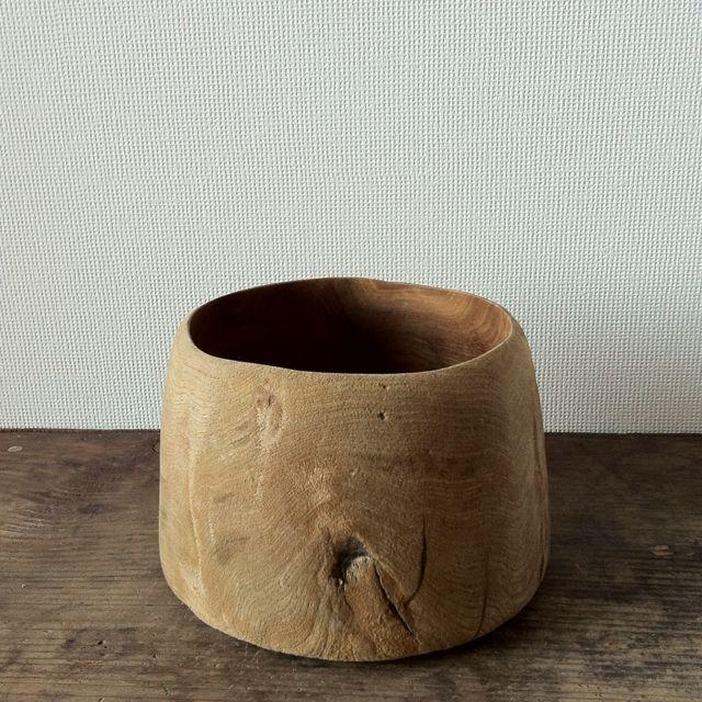 // Ernst Gamperl wood bowl.