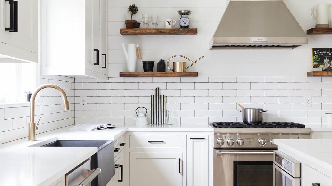 Black White Modern Farmhouse Fairfield Ct Award Winning Kitchen Bath Design Studio Kitchen Decor Kitchen Remodel Award Winning Kitchen