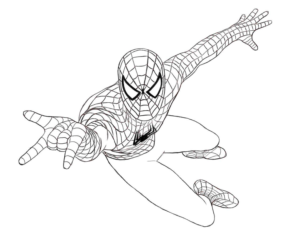 Spider Man Homecoming Coloring Sheets Di 2020 Buku Mewarnai Warna Buku