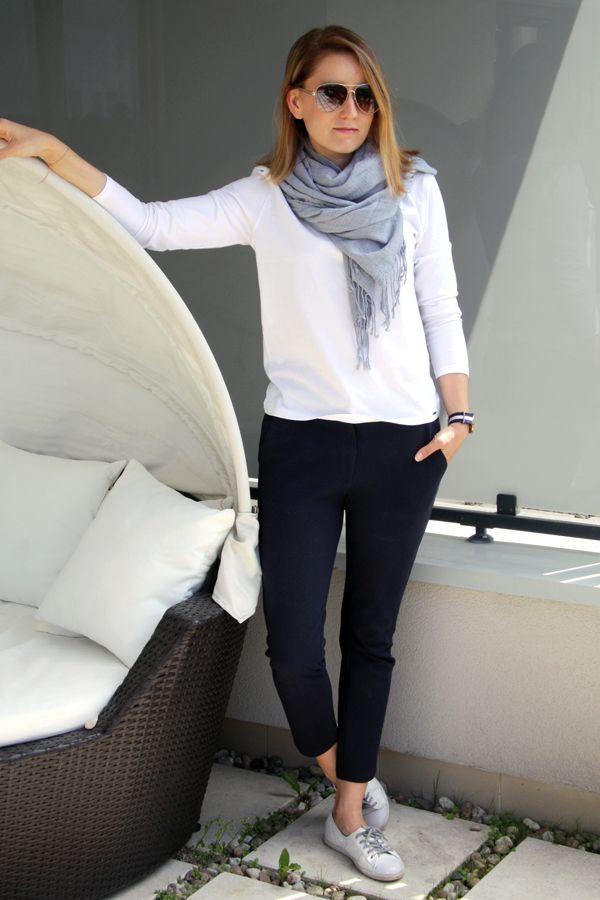 Szafa Minimalistki W Wersji Capsule Wardrobe Wiosna 2016 Tydzien 8 Simplicite Fashion Outfits Fall Winter Outfits Fashion