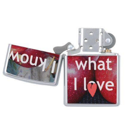 Createyourown Create Your Own And Know What You Love Zippo