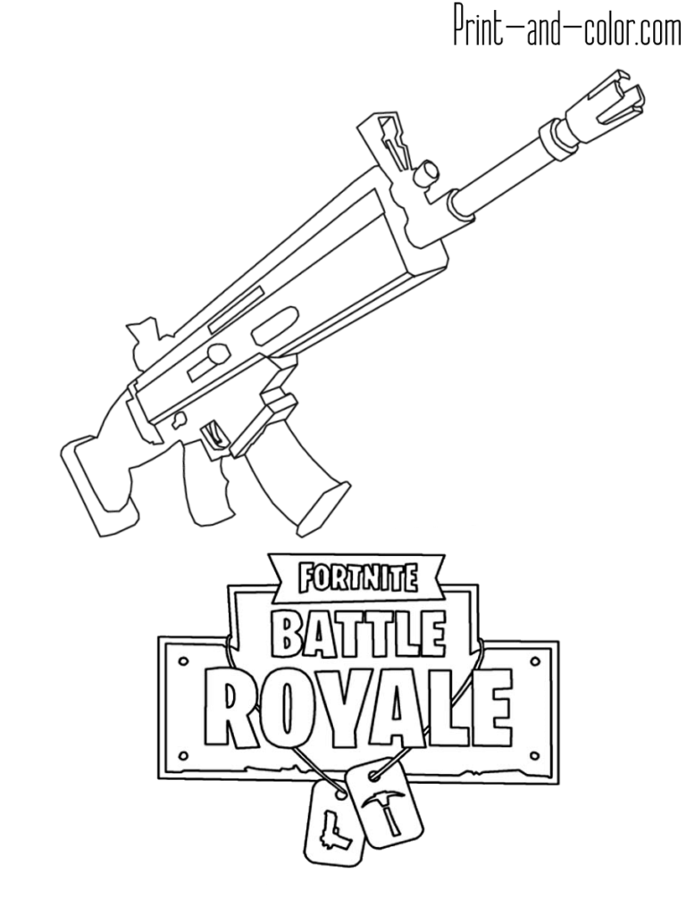 Fortnite Coloring Pages Coloring Pages Coloring Pages