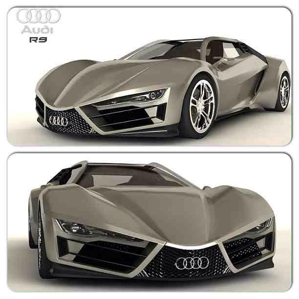 Audi R9 Concept | Ridez R Us | Pinterest | Cars and Dream cars