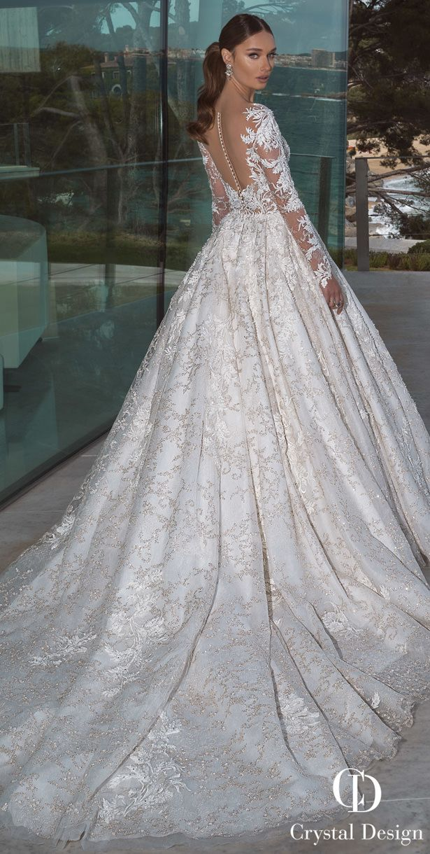 Crystal Designs Wedding Dresses 2019 Wedding Dresses Pinterest