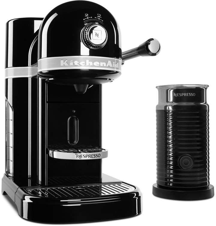 KitchenAid® Nespresso with Aeroccino 3 Bundle #espressomaker