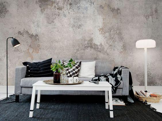 de 100 fotos de paredes decoradas Interiors