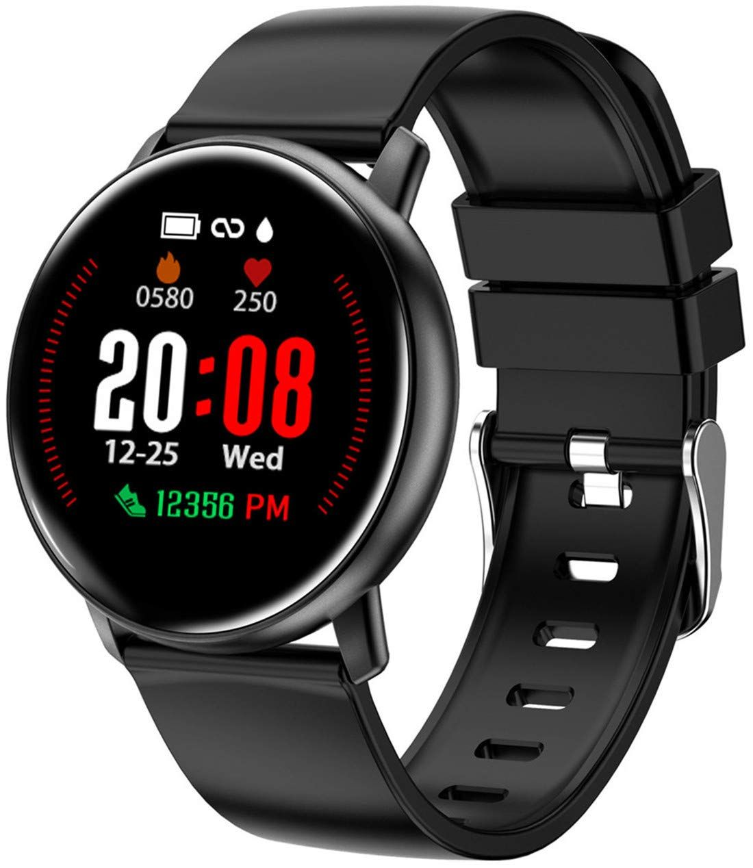 Off Sale Smart Watch for Android iOS Phones, Sport Fitness