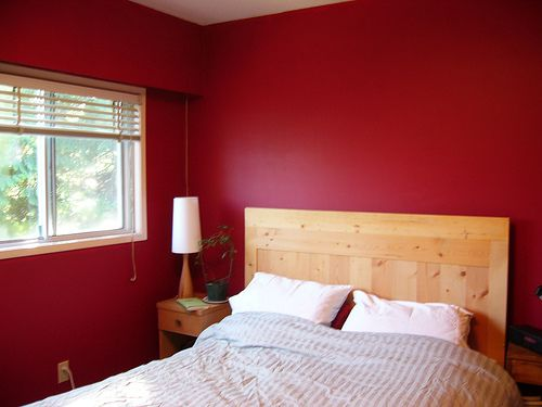 Cool Paint Ideas Red Bedrooms Bedroom Red Red Accent Wall Bedroom Red Rooms