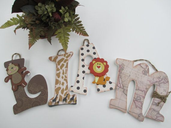 ideas for decorating wooden letters.htm liam 12 00 per letter boy s name  8 1 2  to 9  wood letters  liam 12 00 per letter boy s name  8 1