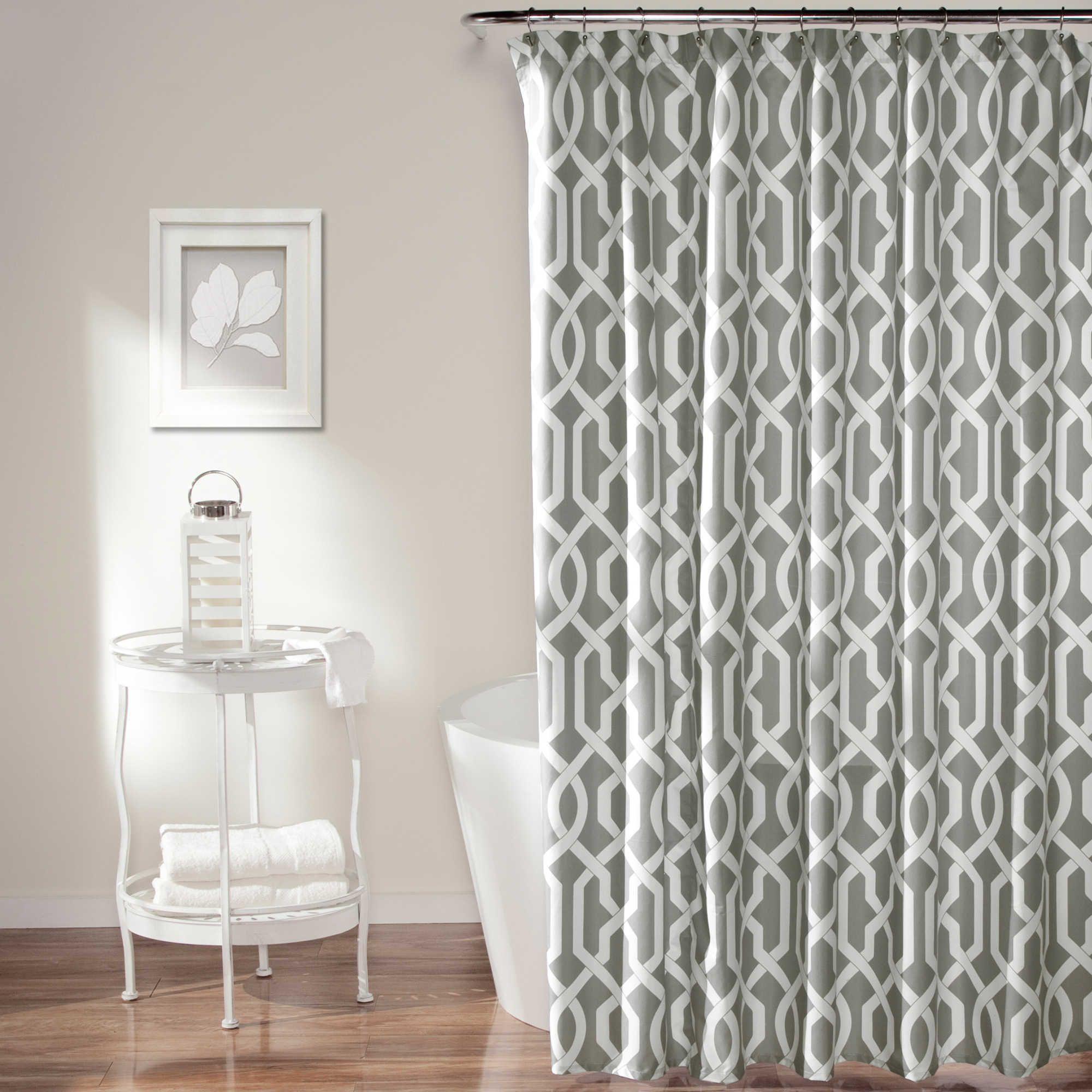 Invalid Url Lush Decor Curtains Floral Shower Curtains