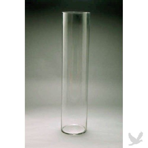 For Cupcake Table Arrangements 6 X 31 Clear Glass Cylinder Vase