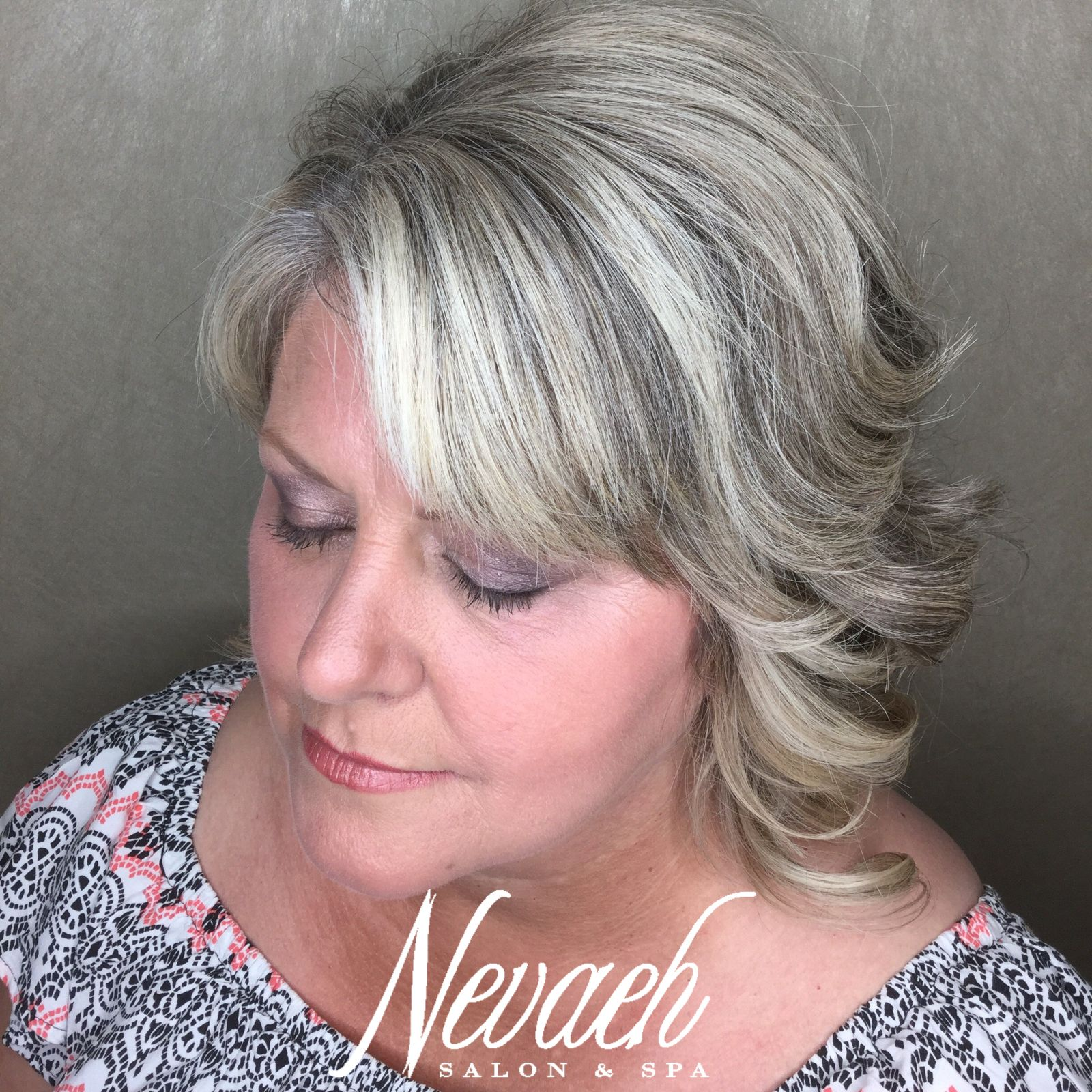 Beautiful Mother Of The Bride Makeup Application By Michelle #Nevaehsalonspa