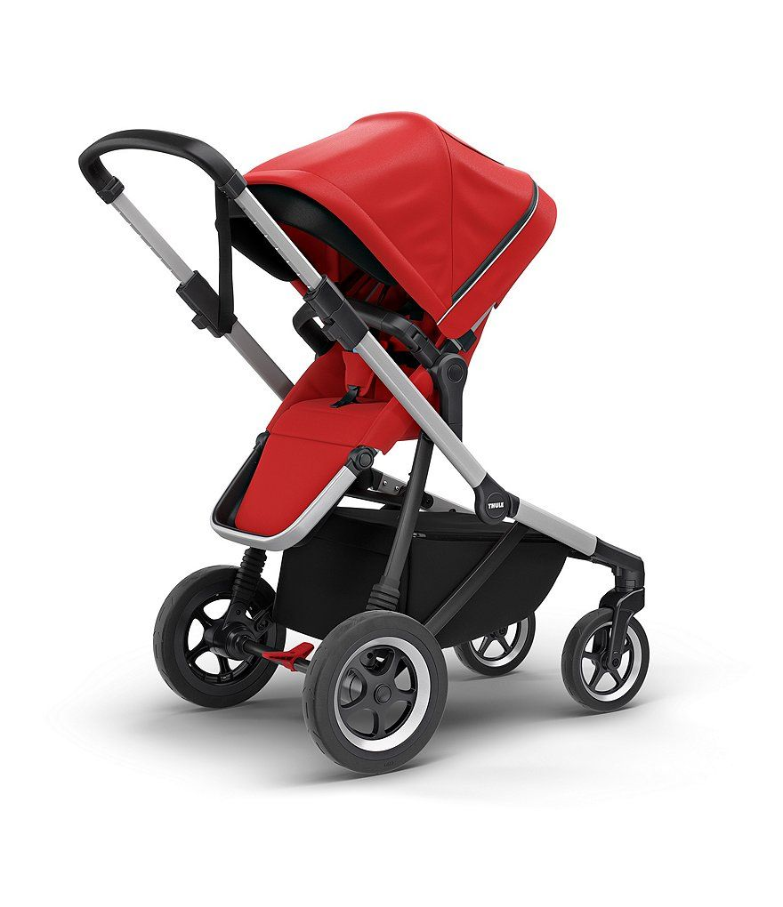 Thule Sleek City Stroller | City stroller, Baby car seats ...